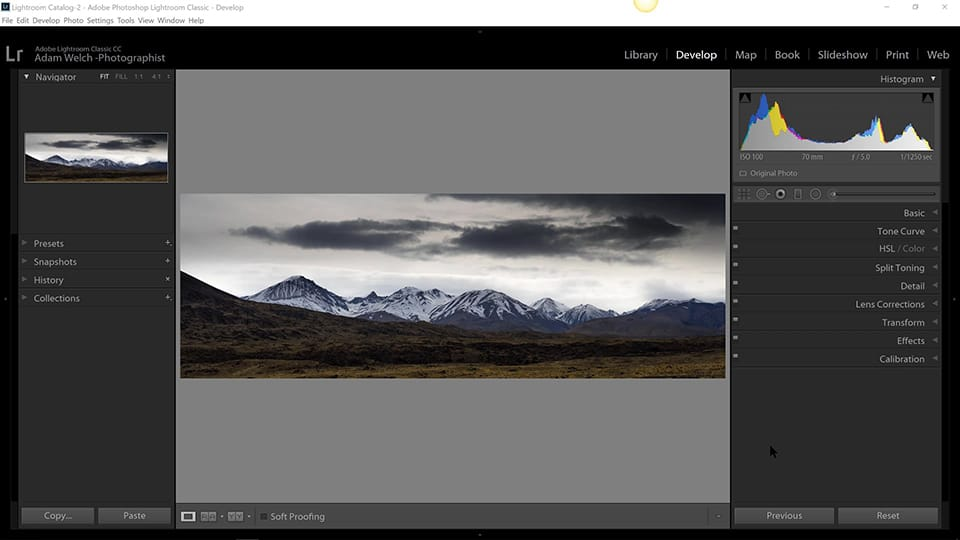 How to Export Your Photographs