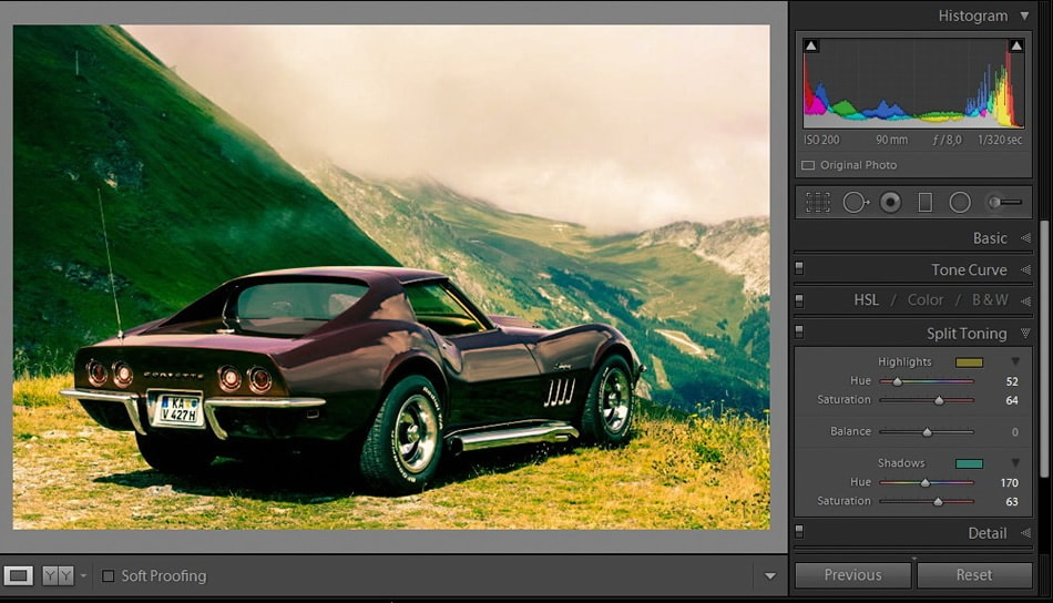 How to Create a Lomography Effect in Adobe Lightroom