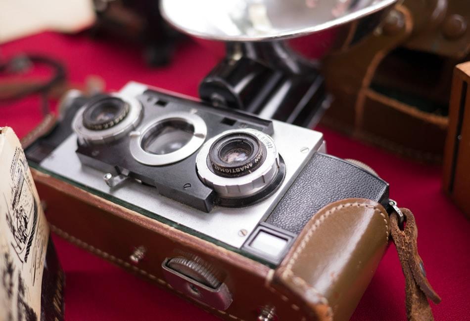 Ancient 3D Camera