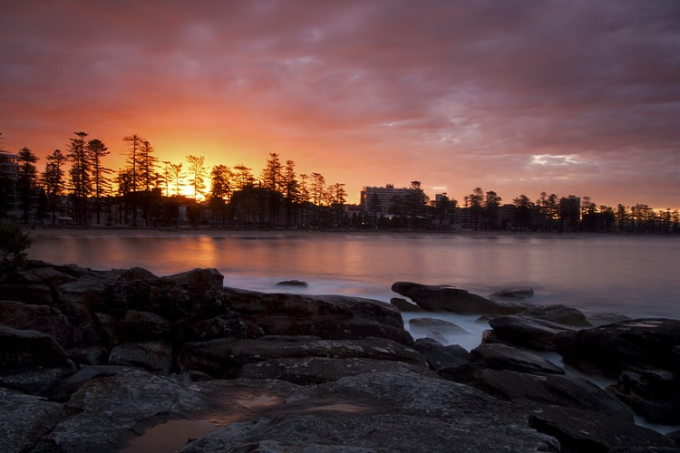 Stunning Sunrise or Sunsets