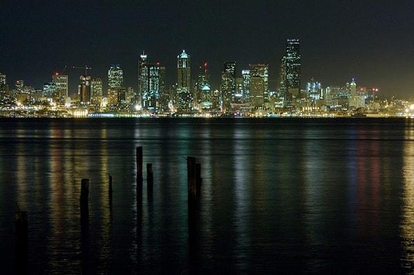 Seattle Low Light
