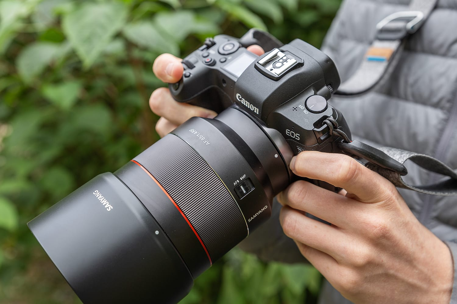 Hands-On Review of the Samyang AF 85mm f/1.4 RF Lens For Canon EOS R