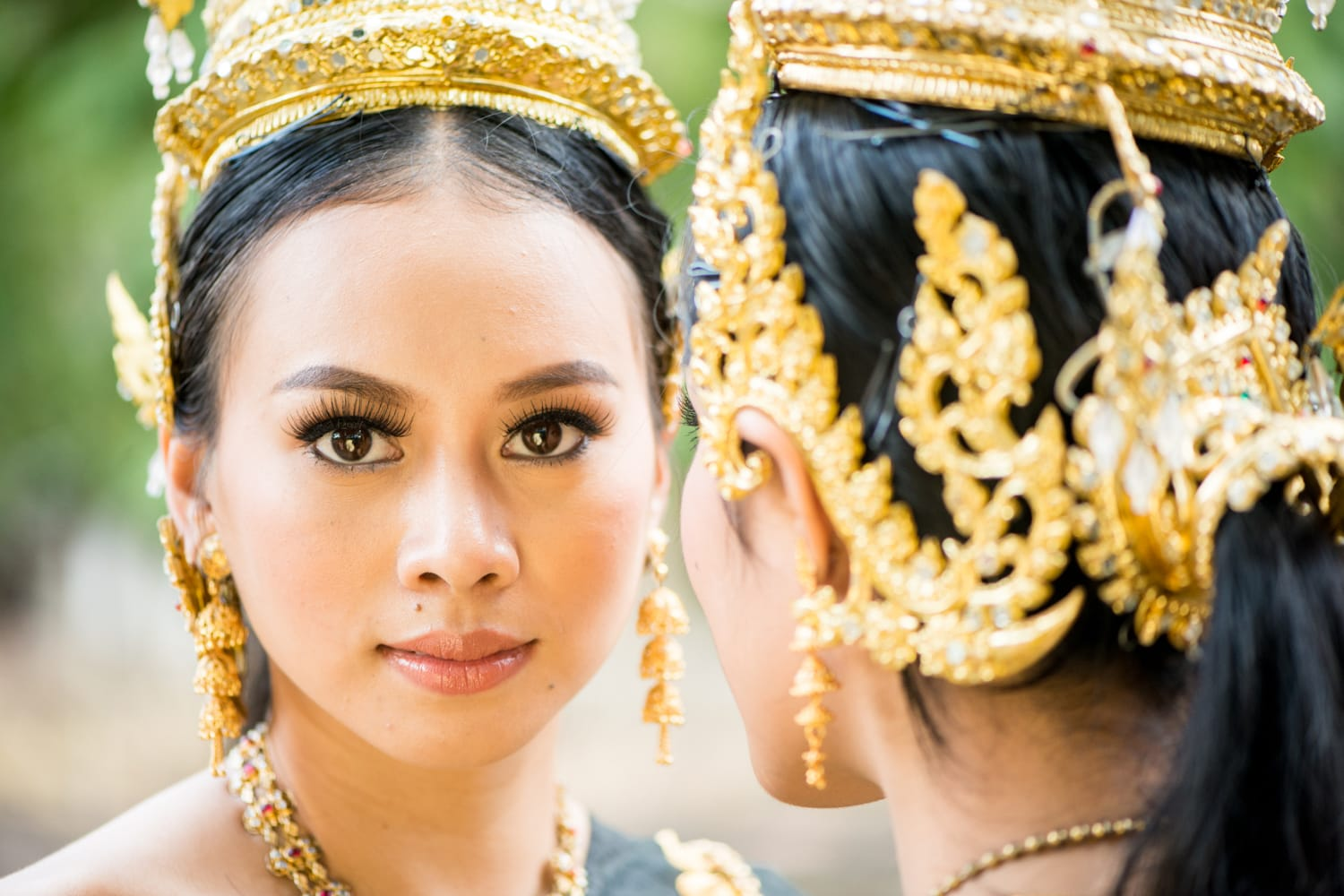 Traditional Thai Beauty