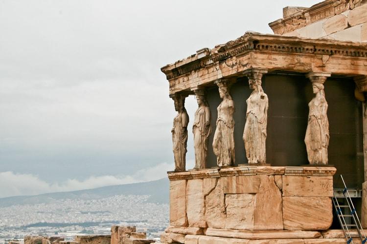 The Acropolis - Greece