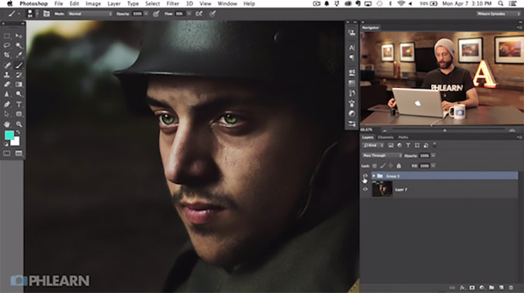 How to Make Eyes Look Amazing in Photoshop