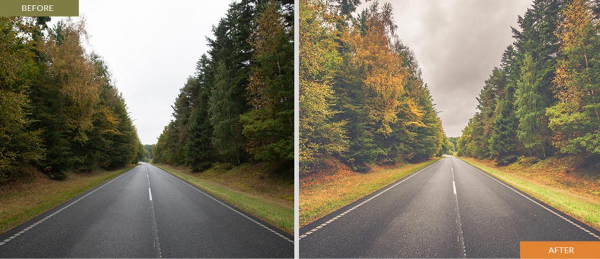 Autumn Preset