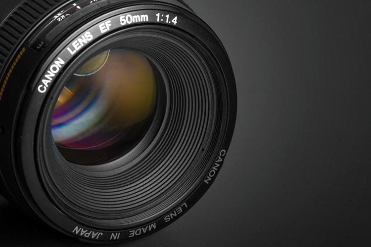 Canon 50mm Prime Lens