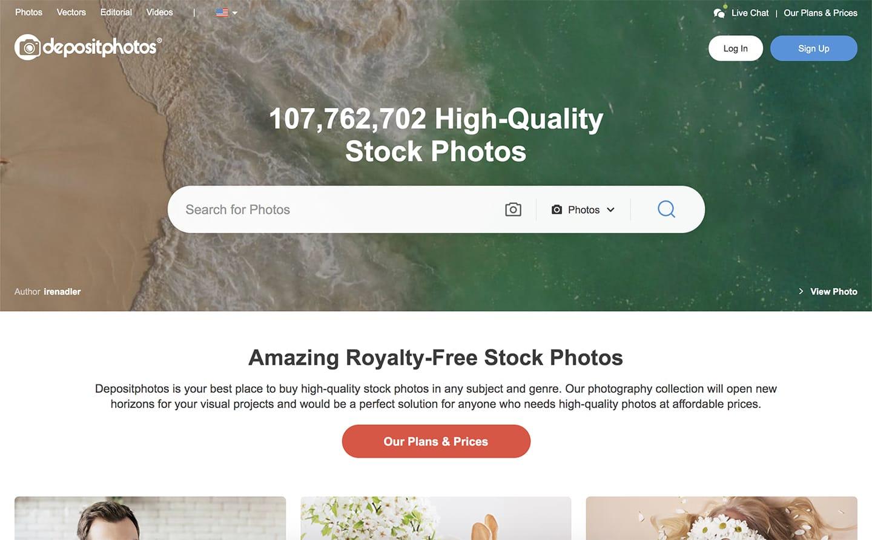 Depositphotos Images