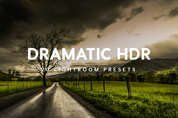 Dramatic HDR