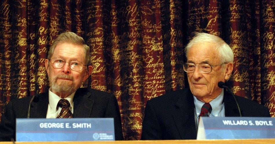Willard Boyle and George E. Smith
