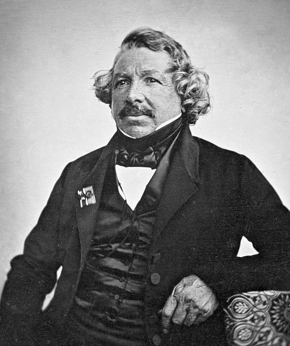 Mr. Daguerre