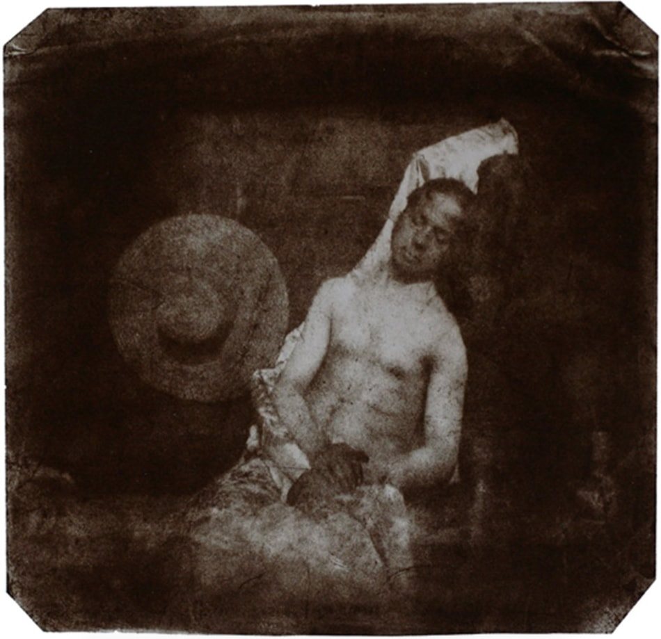Self Portrait of a Drowned Man