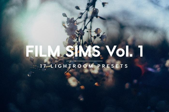 Film Sims Vol. 1
