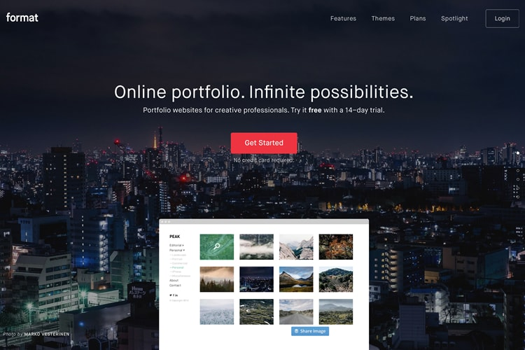The Top 7 Website Builders for The Discerning Photographer