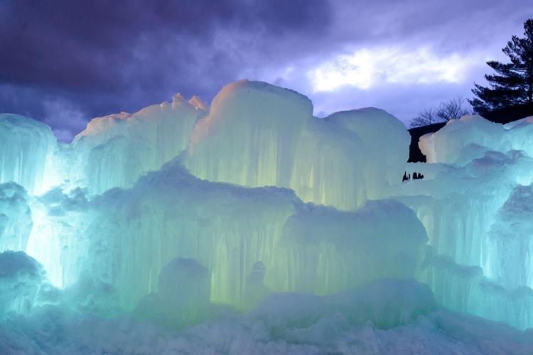 Icy Wall