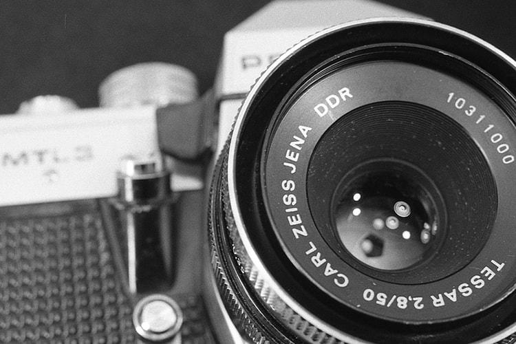Carl Zeiss Jena Tessar 50mm 2.8