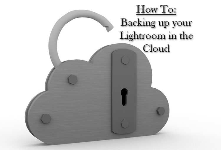 How to Backup Lightroom in the Cloud