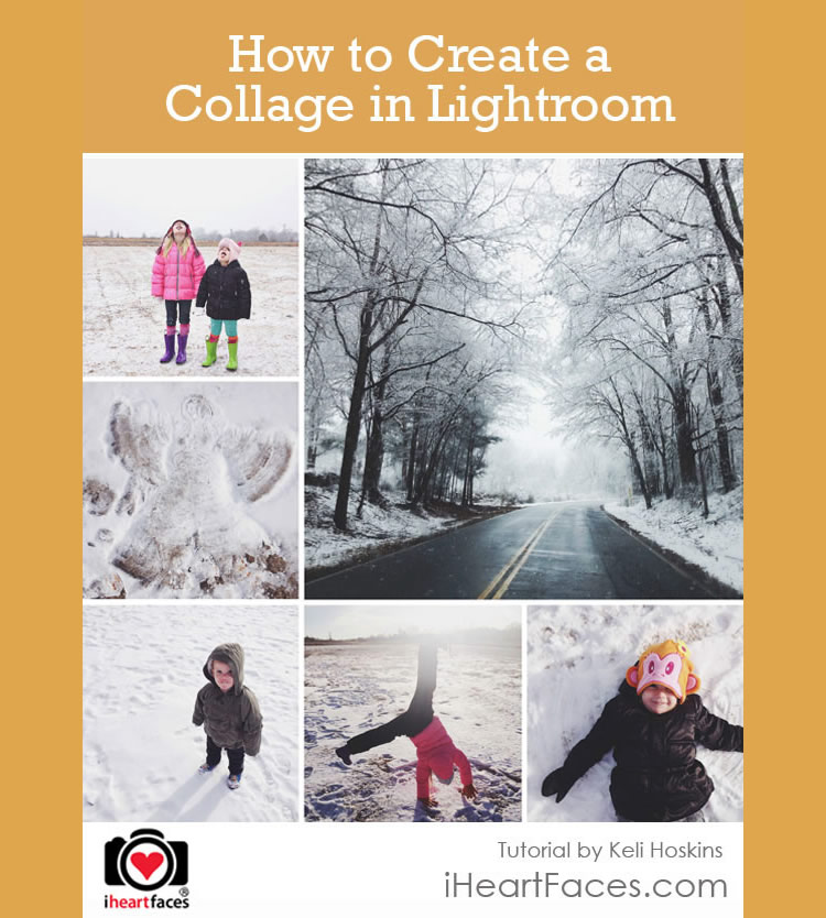 How to Create a Photo Collage in the Lightroom Print Module