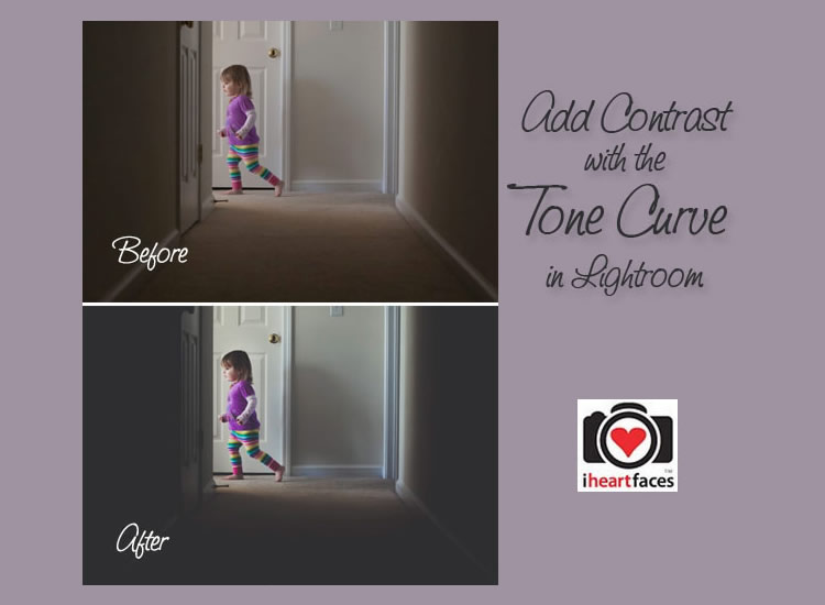 How to Use the Tone Curve in Lightoom to Bump Up Contrast