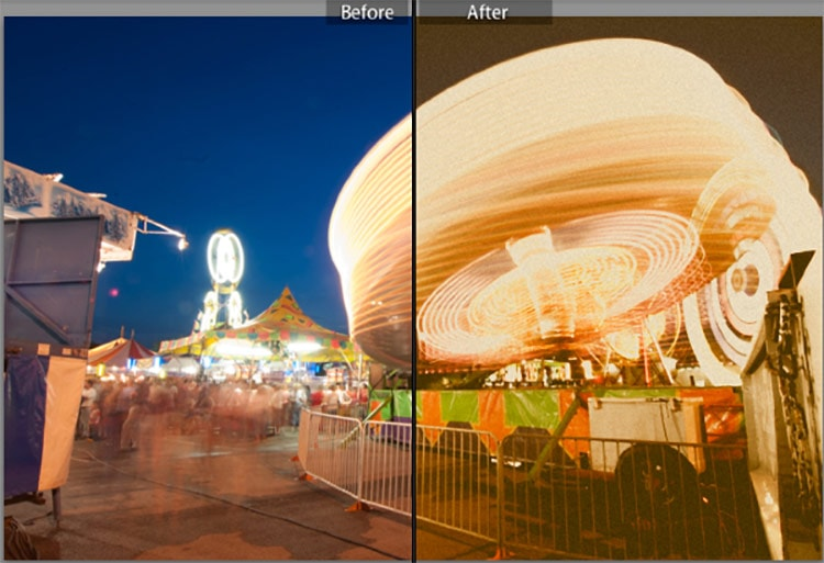 Building a Film-Style Effect in Lightroom