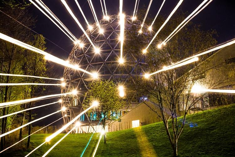 Oversum Winterberg light explosion