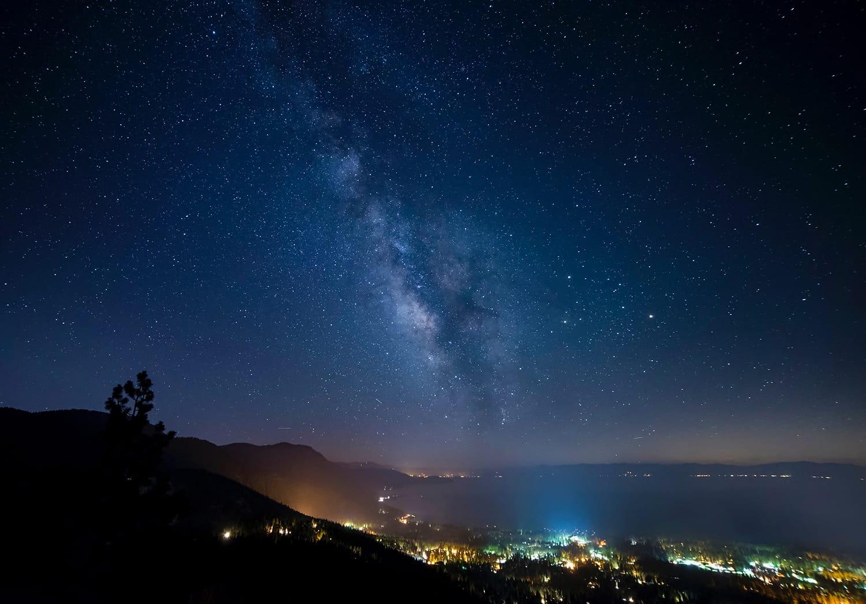 Milky Way - Infinity Focus