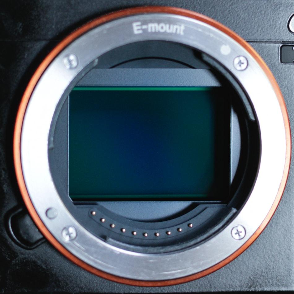 Camera Sensor Sony a7r