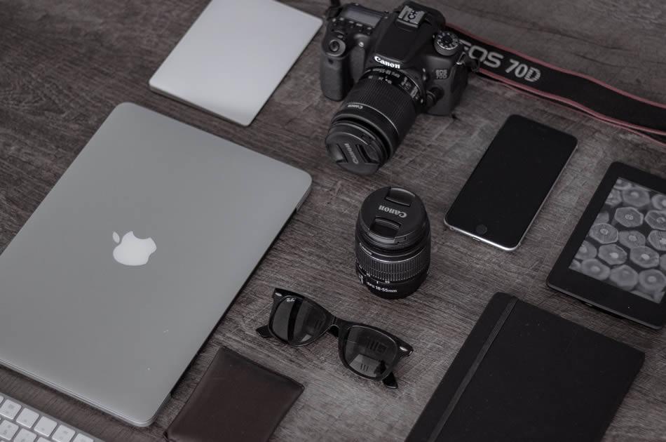 5 Essentials of Visually Stunning Photographer's Blog