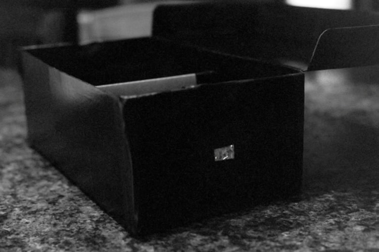 Shoebox Pinhole Camera