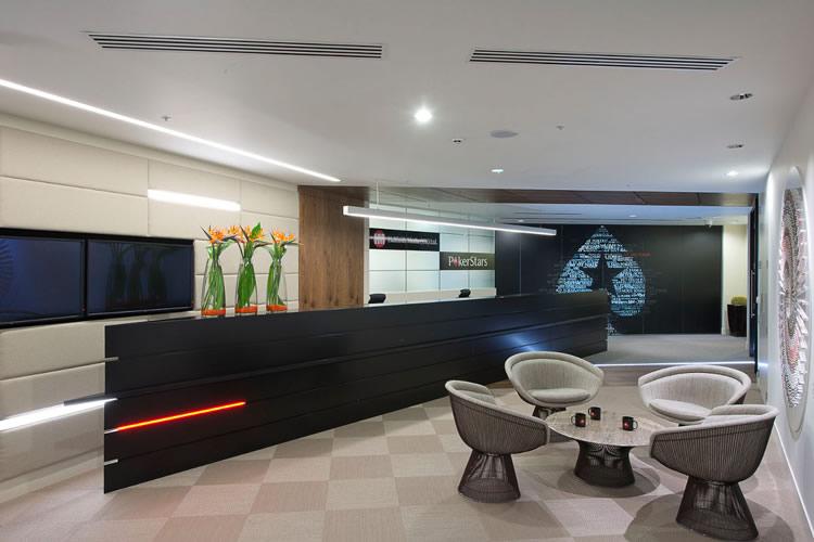 PokerStars Offices