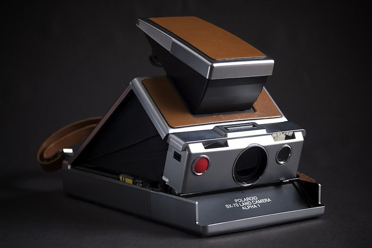 Polaroid SX-70 Alpha 1