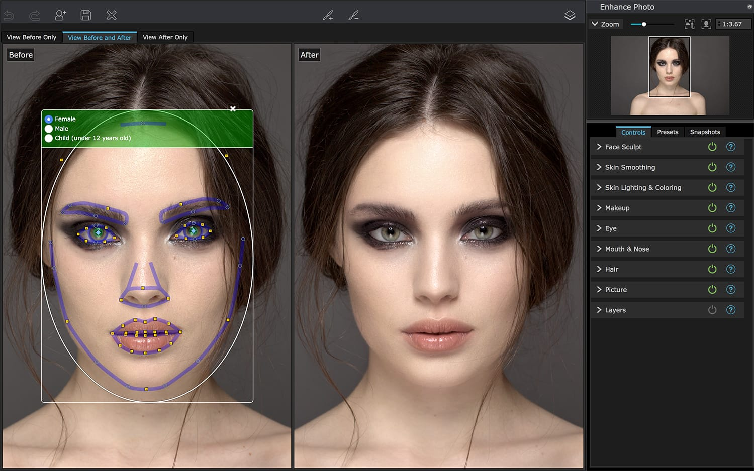 How Does PortraitPro 19 Work