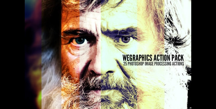 WeGraphics Image Processing Actions
