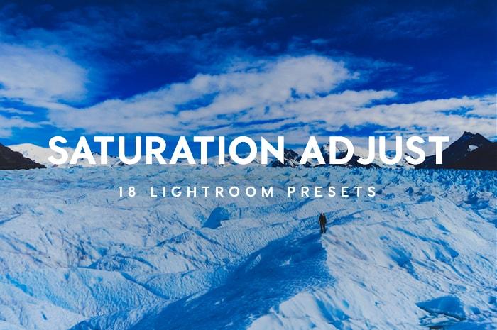 Saturation Adjust