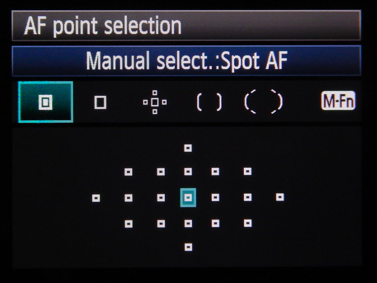 Autofocus - Spot