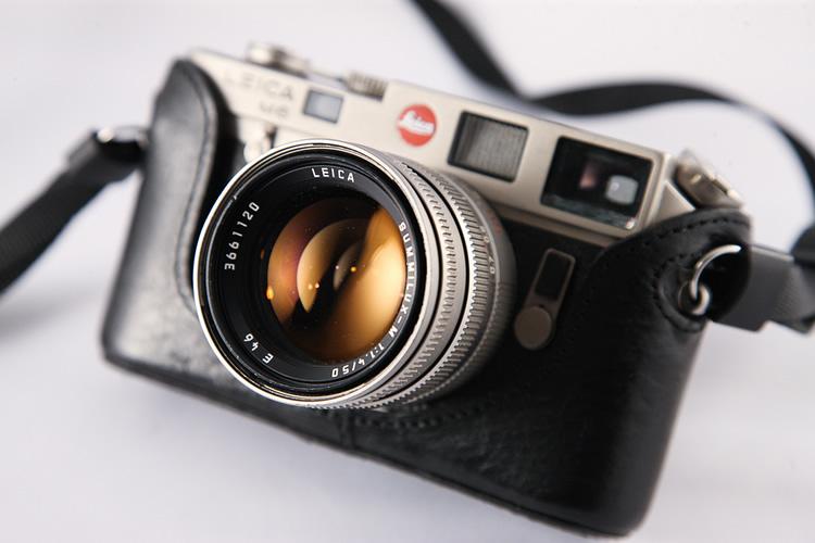 Leica Summilux 50mm f1.4