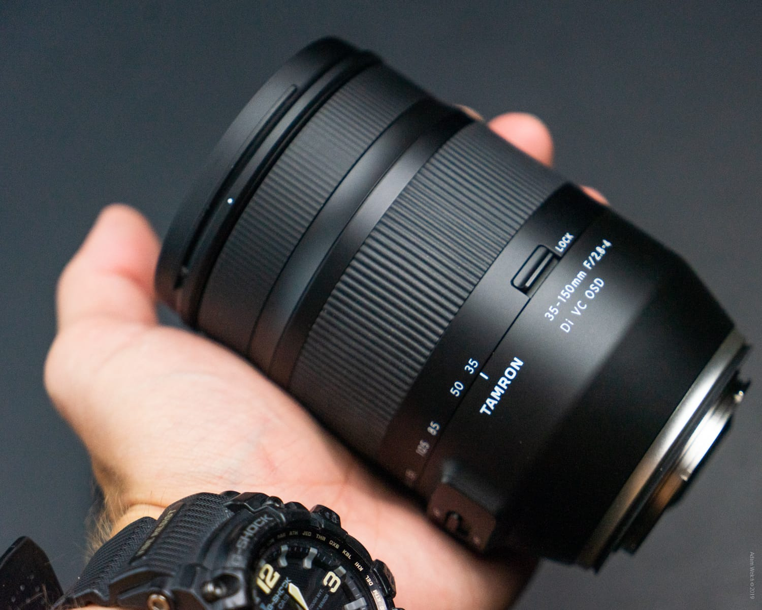 Hands-On Review of the Tamron 35-150mm f/2.8-4 Lens