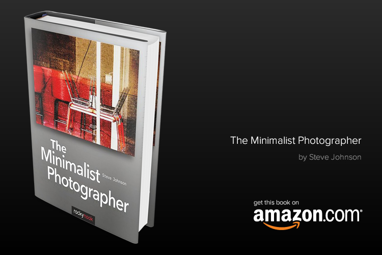 Top 6 most recent photography books every pro photographer for Best books on minimalism