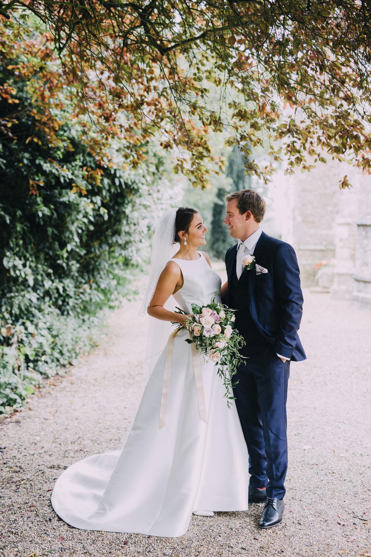 Wedding Photo - Husband and Wife