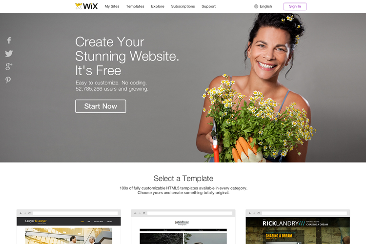 Top 7 Website Builders for Photography Websites | Contrastly