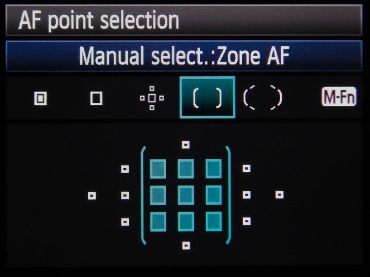 Autofocus - Zone
